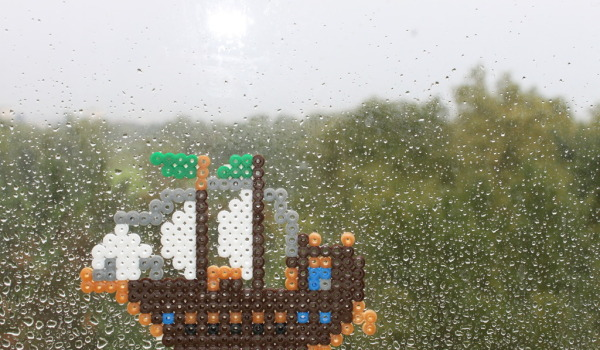 Jedrenje kroz zagrebačku kišu