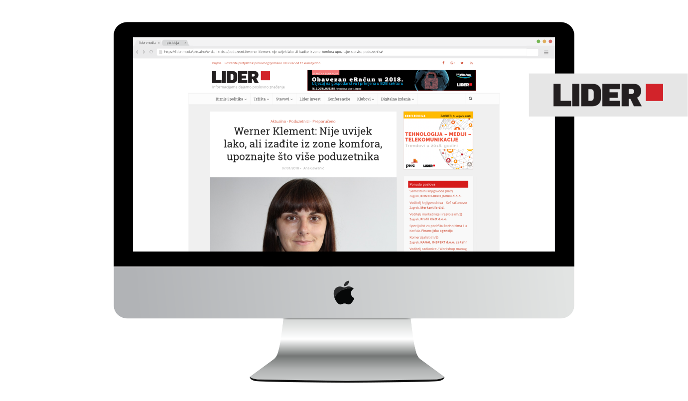 Karin Werner Klement - lider.media