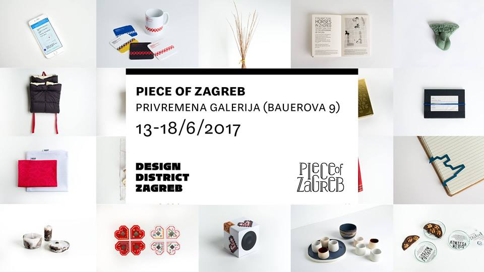 Izložba Piece of Zagreb